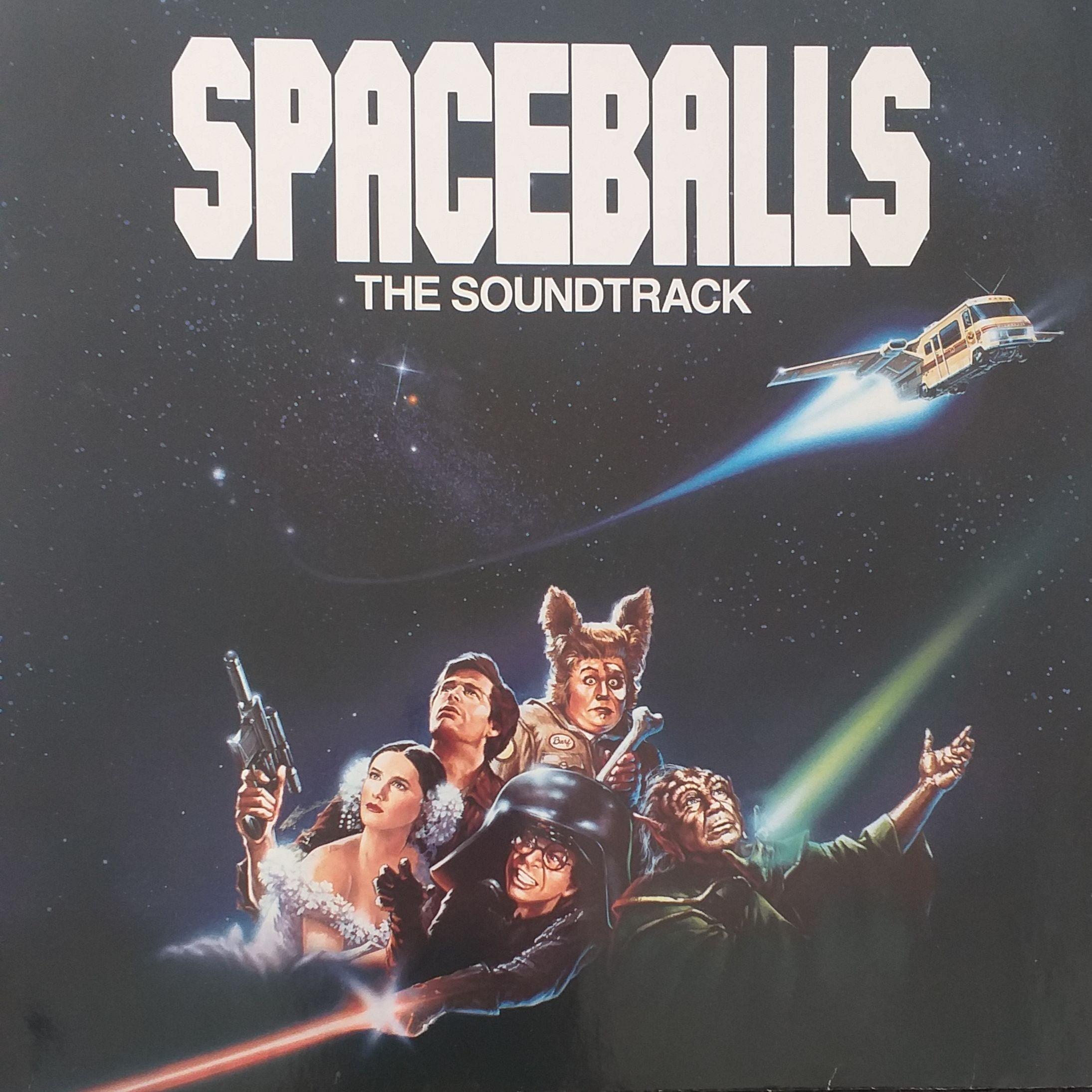 Various artists Spaceballs-the soundtrack LP undefined