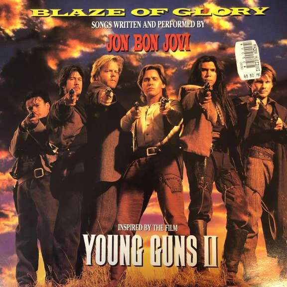 Jon Bon Jovi Blaze Of Glory LP 0