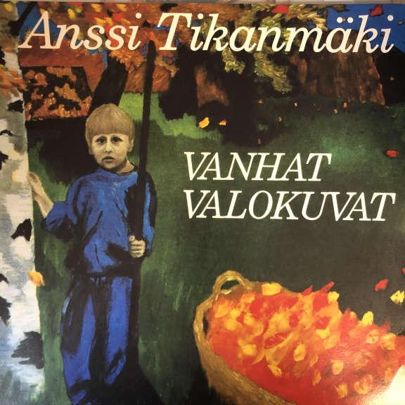 Anssi Tikanmäki Vanhat Valokuvat LP 0