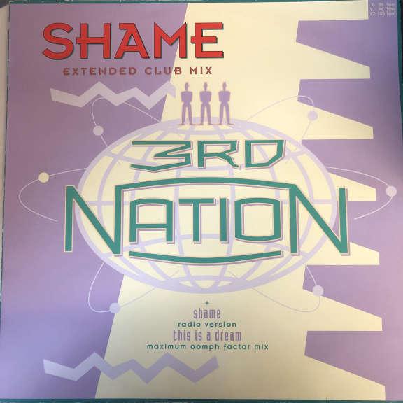 3rd Nation Shame LP 0
