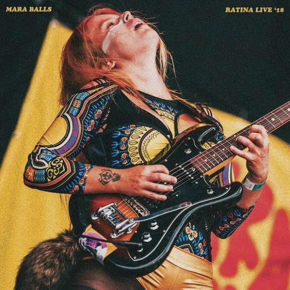 Mara Balls Ratina Live '18 (Stupido) LP 2020