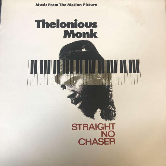 Thelonious Monk Straight No Chaser (Music From The Motion Picture) LP 0