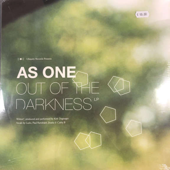 As One Out Of The Darkness LP 0