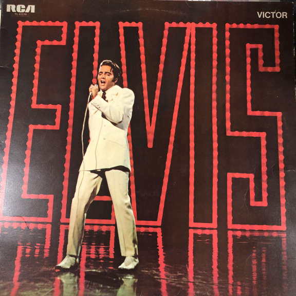 Elvis Presley Elvis (TV Special) LP 0