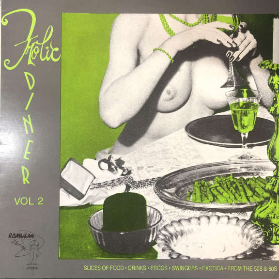 Various Frolic Diner Vol 2 LP 0