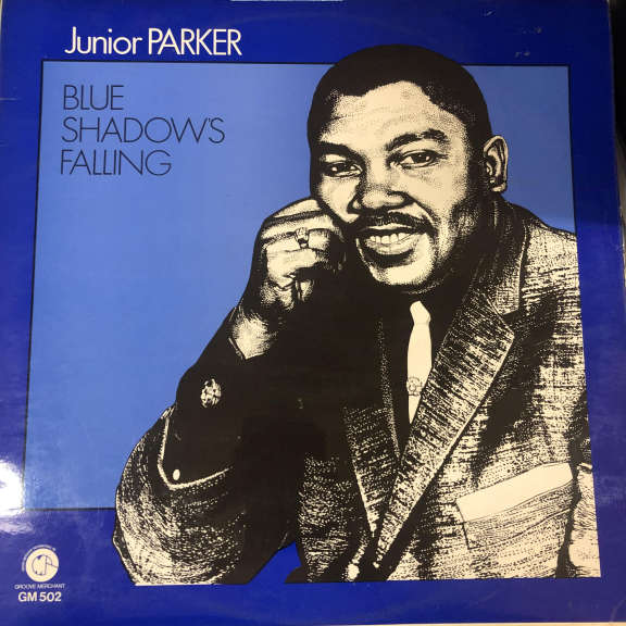 Junior Parker Blue Shadows Falling LP 0