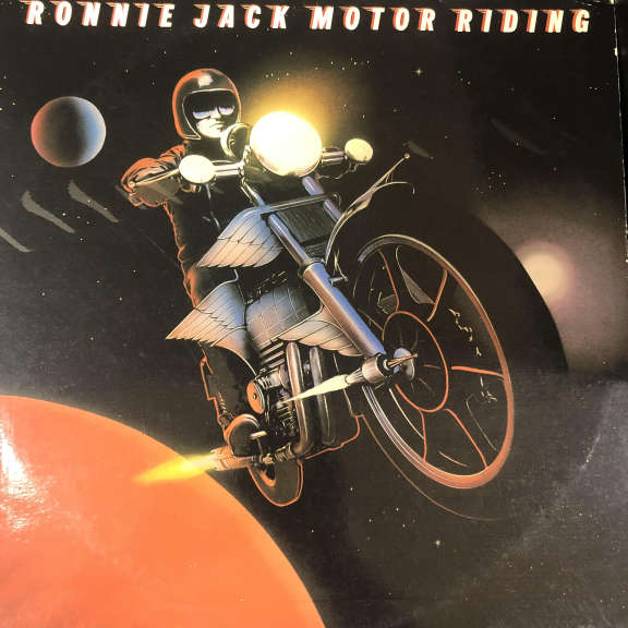 Ronnie Jack Motor Riding LP 0