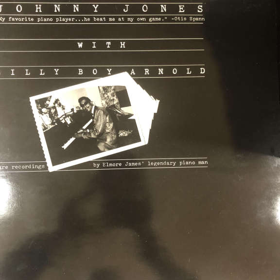 Johnny Jones With Billy Boy Arnold Johnny Jones With Billy Boy Arnold LP 0