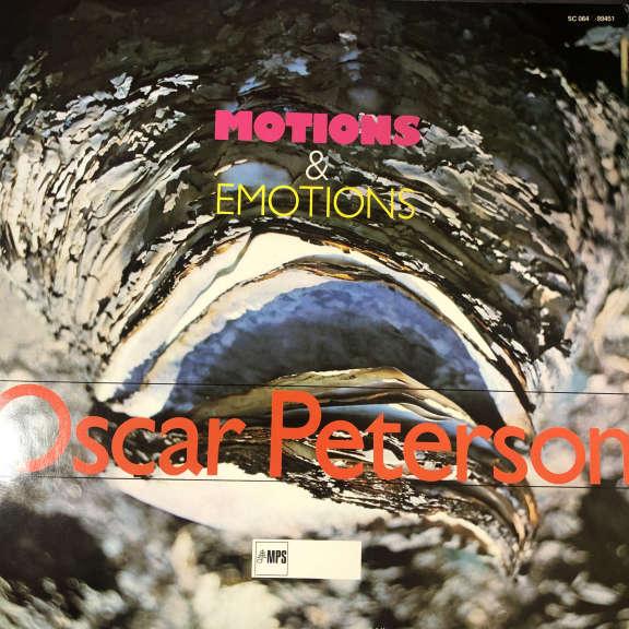 Oscar Peterson Motions & Emotions LP 0