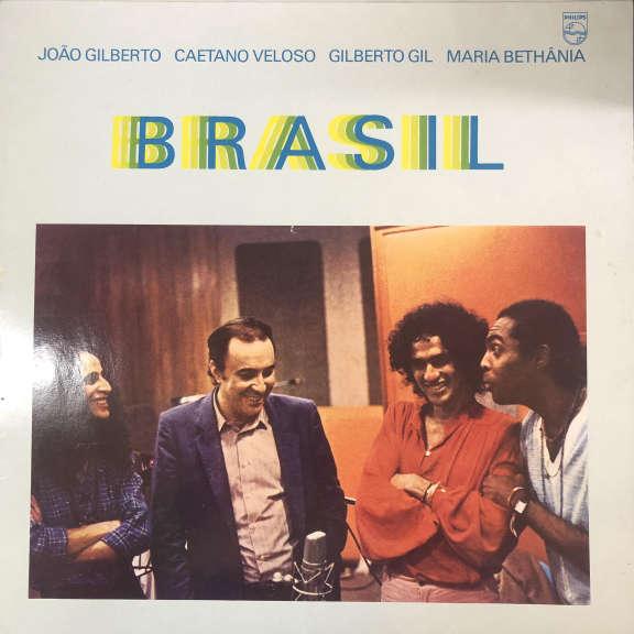 João Gilberto, Caetano Veloso, Gilberto Gil, Maria Bethânia Brasil LP 0