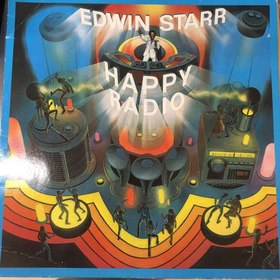 Edwin Starr H.A.P.P.Y. Radio LP 0