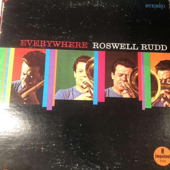 Roswell Rudd Everywhere LP 0