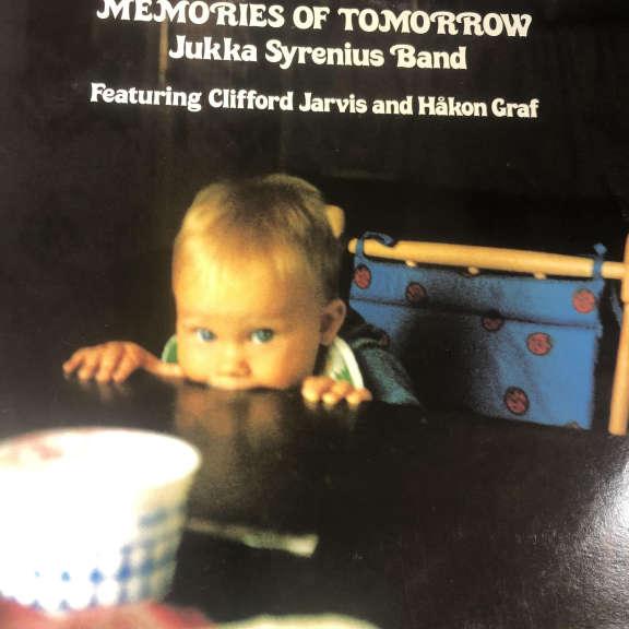Jukka Syrenius Band Memories Of Tomorrow  LP 0