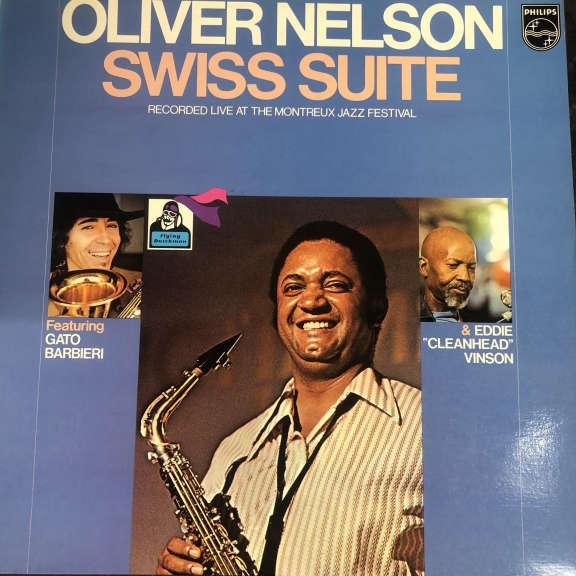Oliver Nelson Swiss Suite LP 0