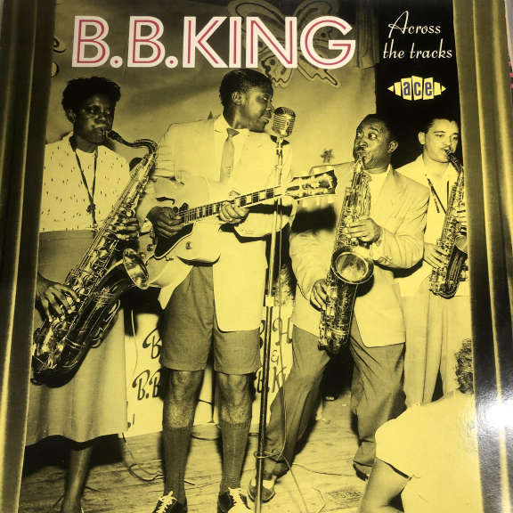 B.B. King One Nighter Blues LP 0