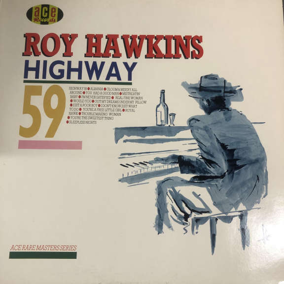 Roy Hawkins Highway 59 LP 0