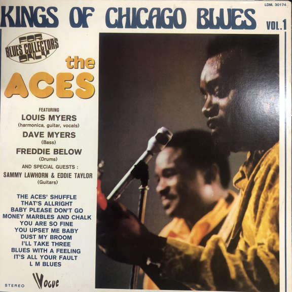 The Aces Kings Of Chicago Blues Vol. 1 LP 0