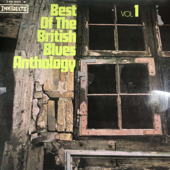Various Best Of The British Blues Anthology Vol. 1 LP 0