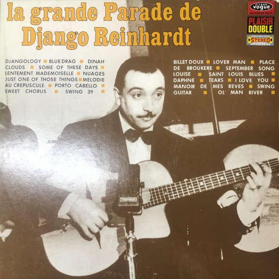 Django Reinhardt La Grande Parade De Django Reinhardt LP 0