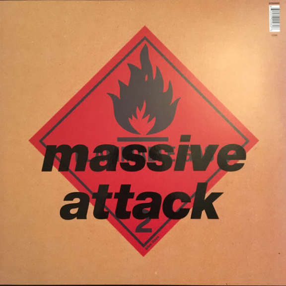 Massive Attack Blue Lines LP 0