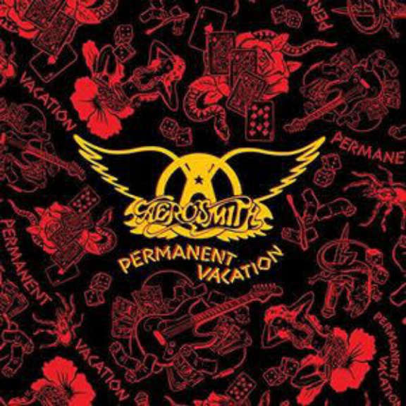 Aerosmith Permanent Vacation LP 0