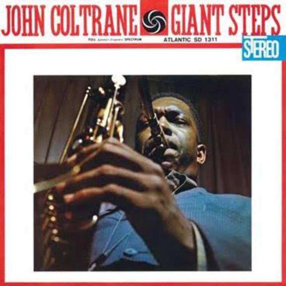 John Coltrane Giant Steps (60th Anniversary Deluxe Edition) LP 2020