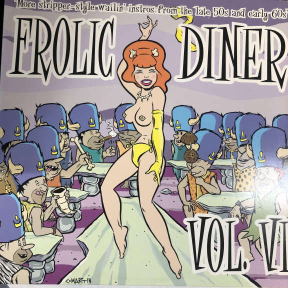 Various Frolic Diner Vol. VI LP 0