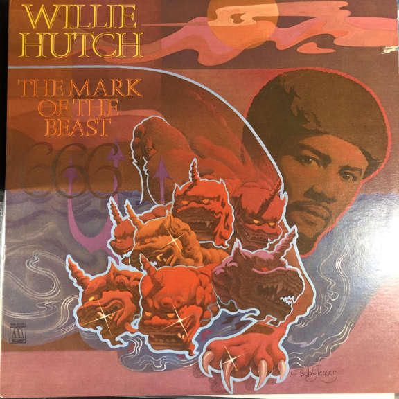Willie Hutch The Mark Of The Beast LP 0