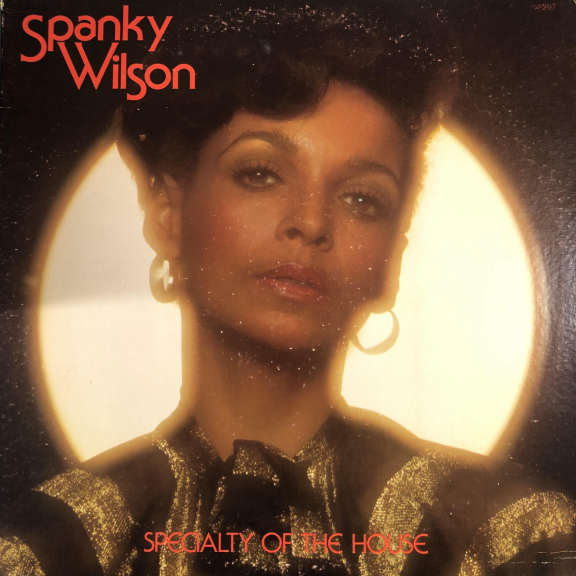 Spanky Wilson Specialty Of The House LP 0