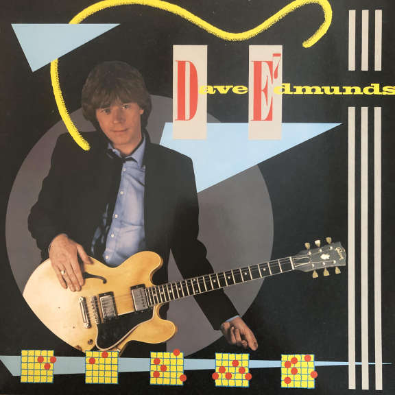 Dave Edmunds D. E. 7 LP 0