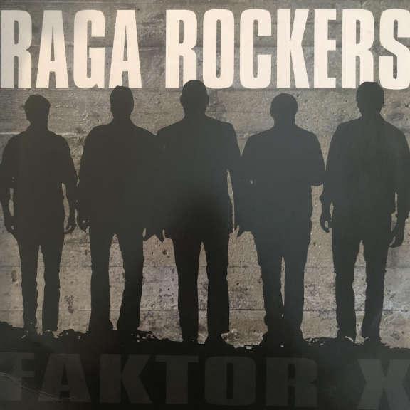 Raga Rockers Faktor X LP 0