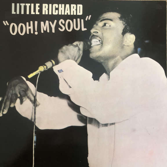 Little Richard Ooh! My Soul LP 0