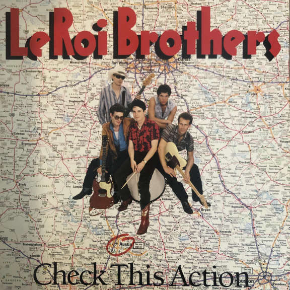 LeRoi Brothers Check This Action LP 0