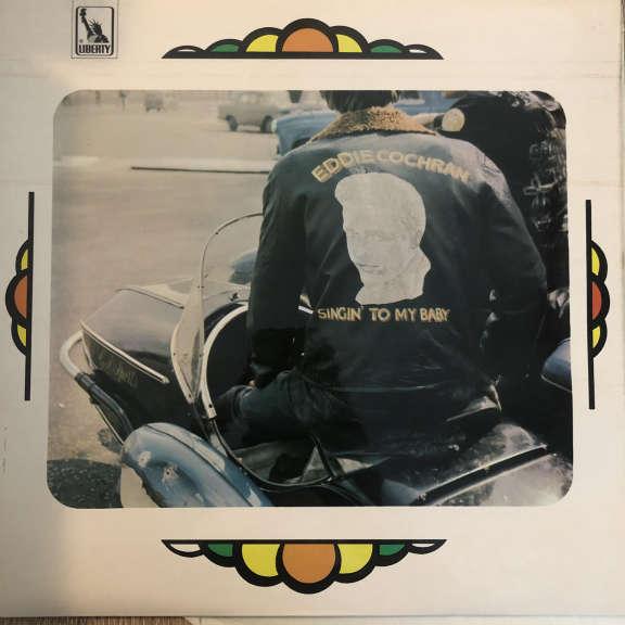 Eddie Cochran Singin' To My Baby LP 0