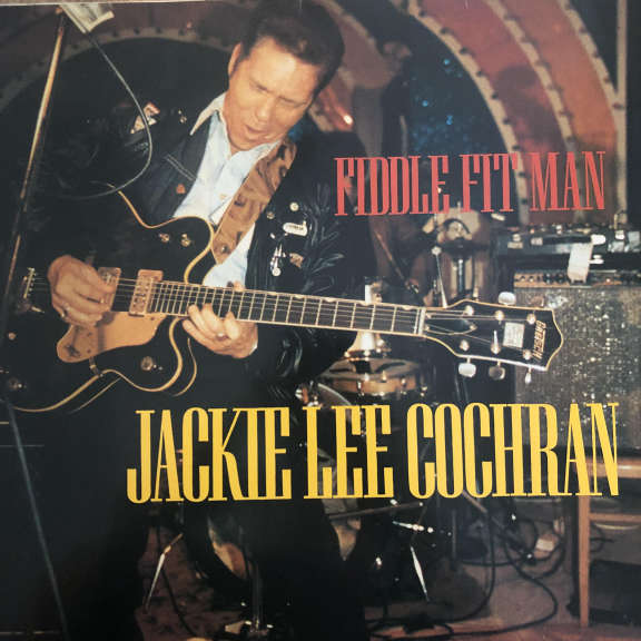 Jackie Lee Cochran Fiddle Fit Man LP 0
