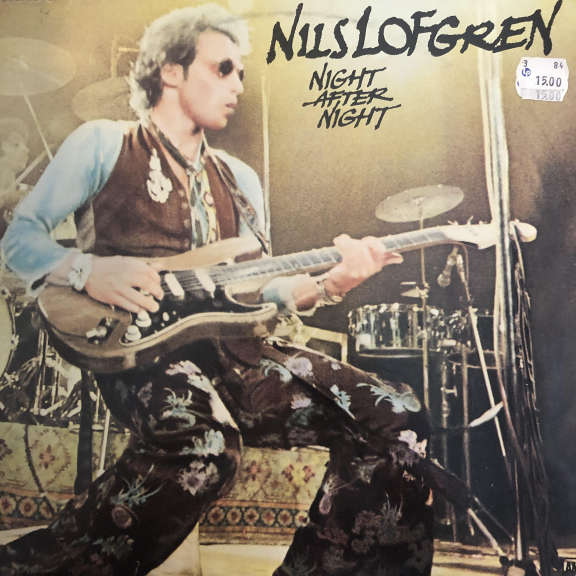 Nils Lofgren Night After Night LP 0