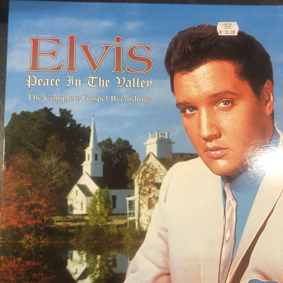 Elvis Presley Peace In The Valley - The Complete Gospel Recordings LP 0