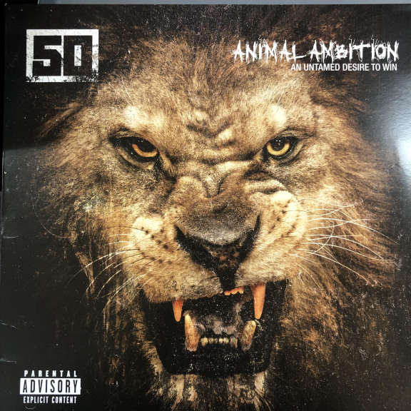 50 Cent Animal Ambition (An Untamed Desire To Win) LP 0