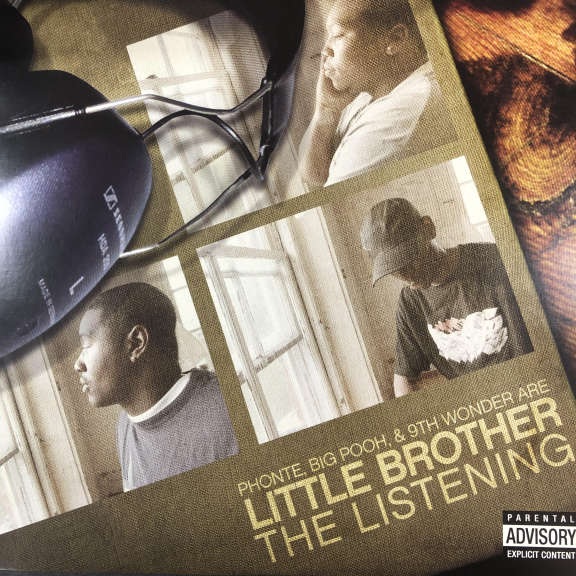 Little Brother The Listening LP 0