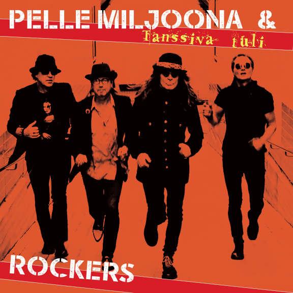 Pelle Miljoona & Rockers Tanssiva tuli (Stupido) LP 2020