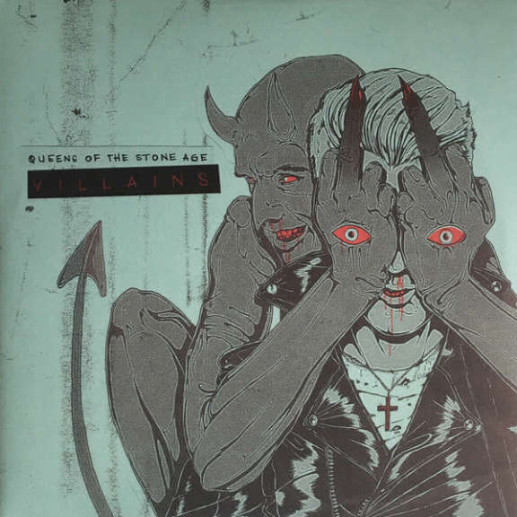 Queens Of The Stone Age Villains LP 0