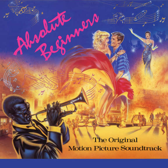Various Absolute Beginners: The Original Motion Picture Soundtrack LP 2020