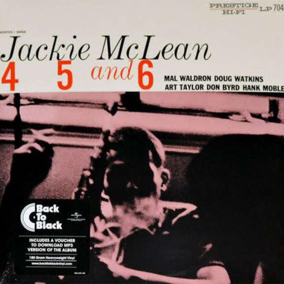 Jackie McLean 4, 5 And 6 LP 0