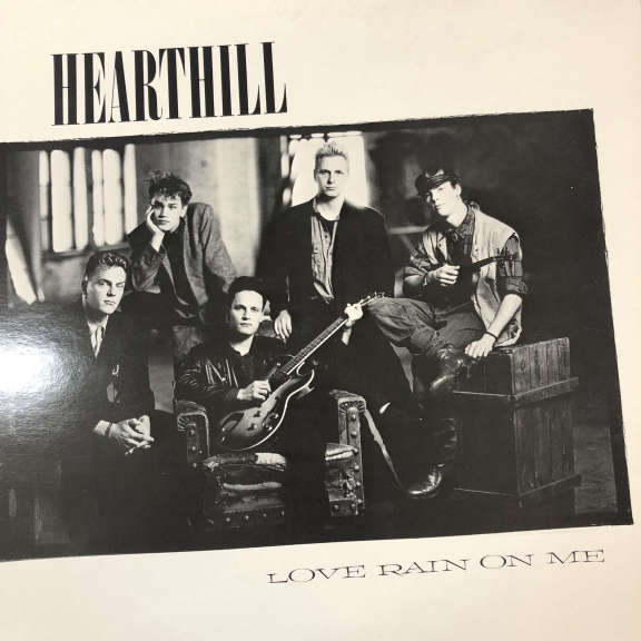 Hearthill Love Rain On Me LP 0