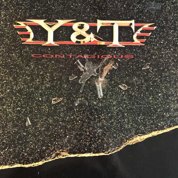 Y & T Contagious  LP 0
