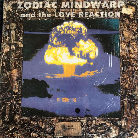 Zodiac Mindwarp And The Love Reaction Hoodlum Thunder  LP 0