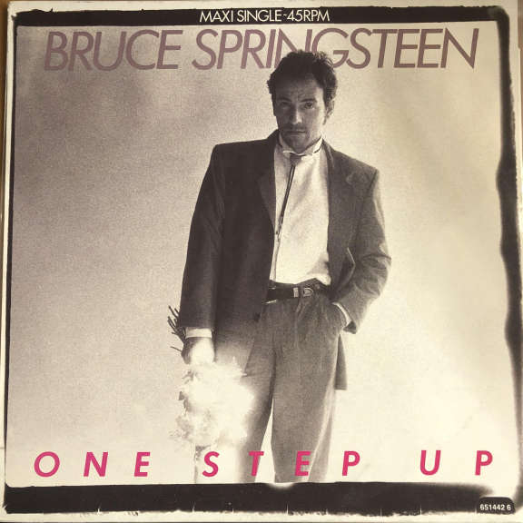 Bruce Springsteen One Step Up LP 0