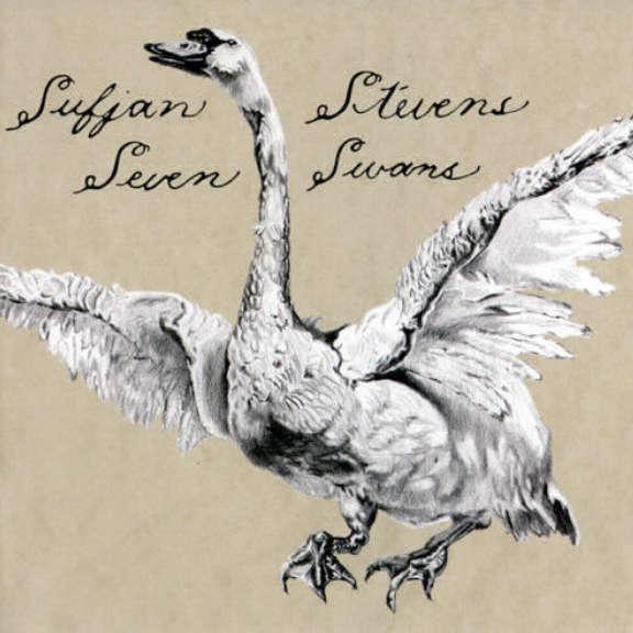 Sufjan Stevens Seven Swans LP 0