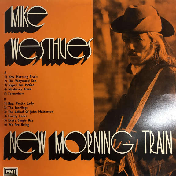 Mike Westhues New Morning Train LP 0