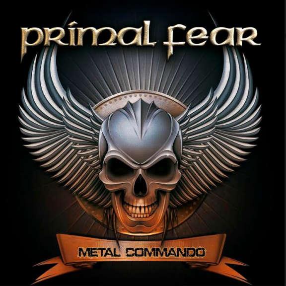 Primal Fear Metal Commando LP 2020